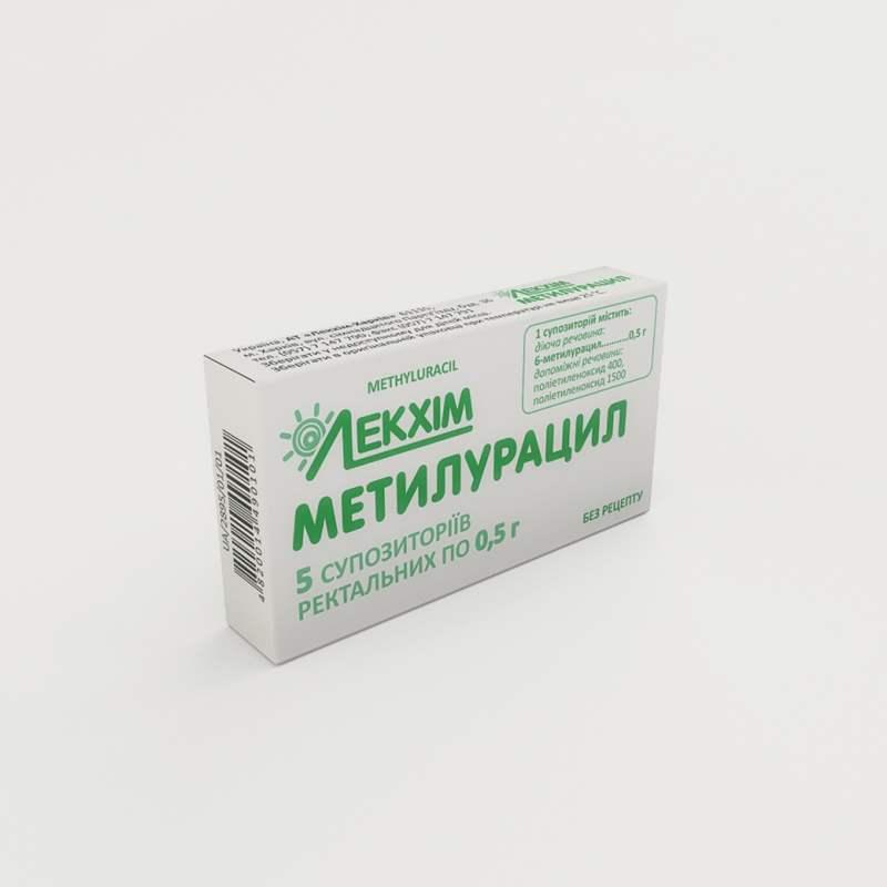 425 6-МЕТИЛУРАЦИЛ - Methyluracil*