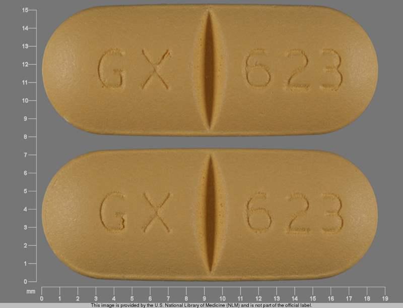 581 АБАЛАМ - Lamivudine and abacavir