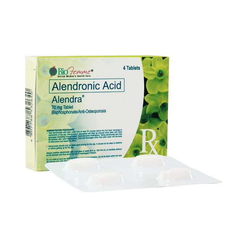 1146 АЛЄНДРА® - Alendronic acid