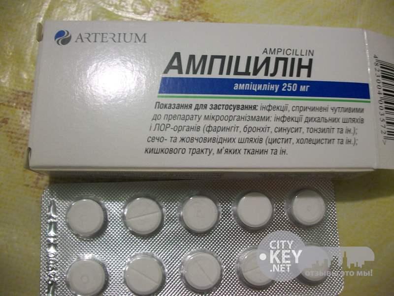 1862 АМПІЦИЛІНУ ТРИГІДРАТ - Ampicillin