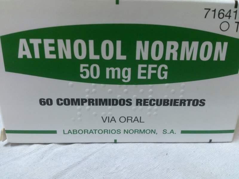 2451 АТЕНОЛОЛ - Atenolol