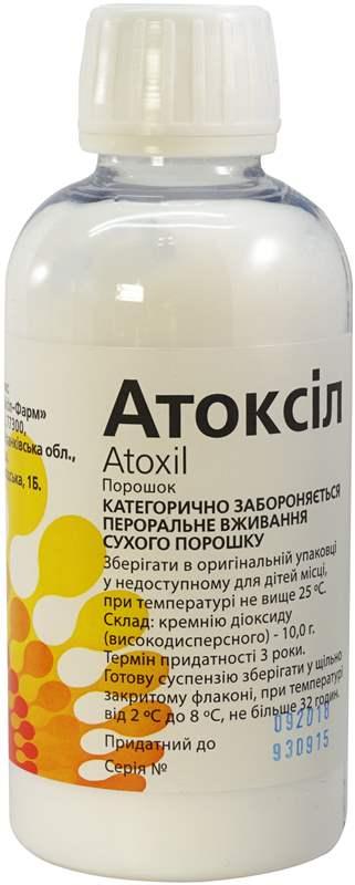 2472 АТОКСІЛ - Silicium dioxide*