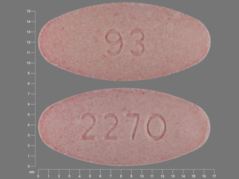2628 АУГМЕНТИН™ SR - Amoxicillin and enzyme inhibitor