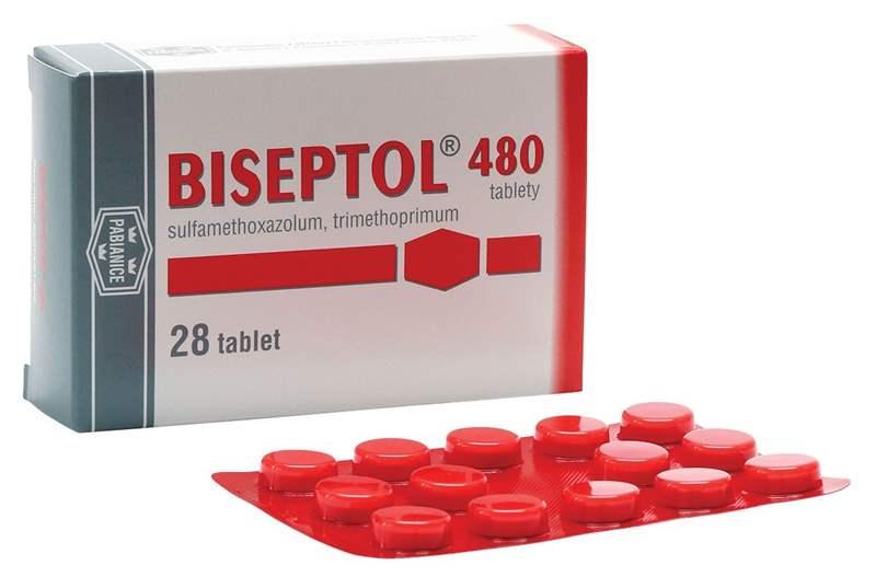 3378 БІСЕПТОЛ 480 - Sulfamethoxazole and trimethoprim