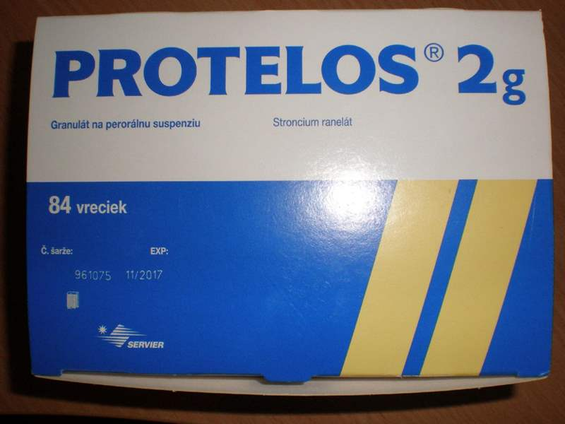 3258 БІВАЛОС® - Strontium ranelate