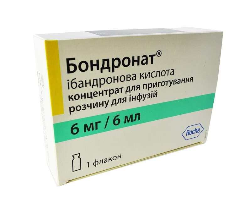 3547 БОНДРОНАТ® - Ibandronic acid