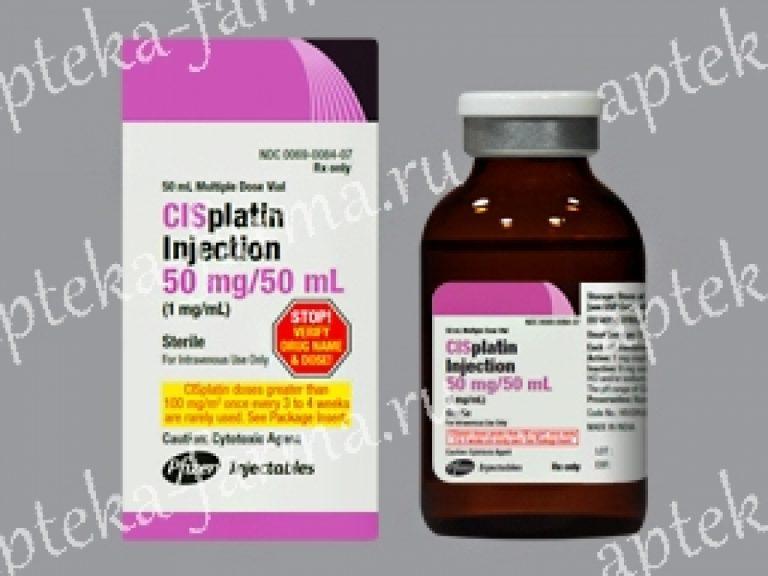 24632 ЦИСПЛАТИН - Cisplatin