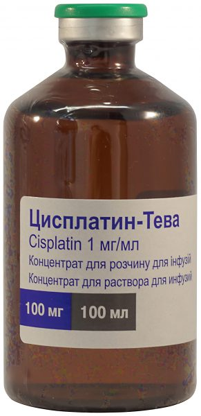 24639 ЦИСПЛАТИН-ТЕВА - Cisplatin