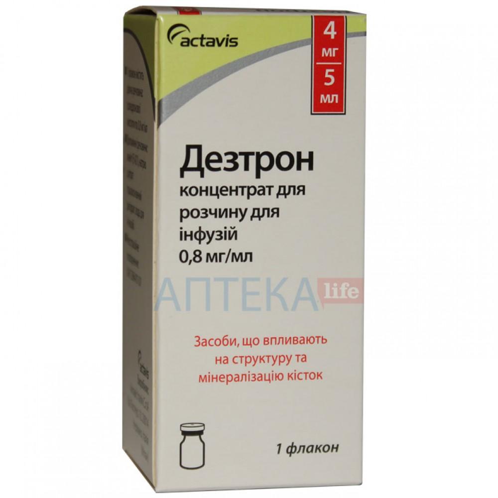6349 ДЕЗТРОН - Zoledronic acid