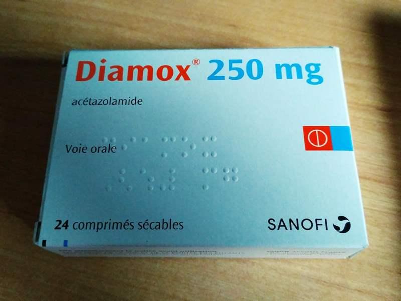 7021 ДІАКАРБ - Acetazolamide