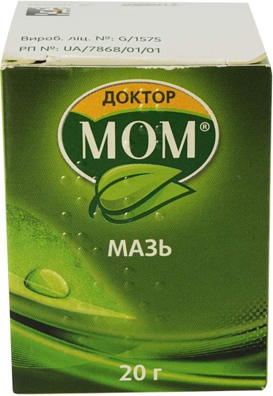 7272 ДОКТОР МОМ® - Comb drug