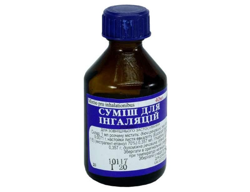 7566 ЕВКАЛІПТ-М - Comb drug