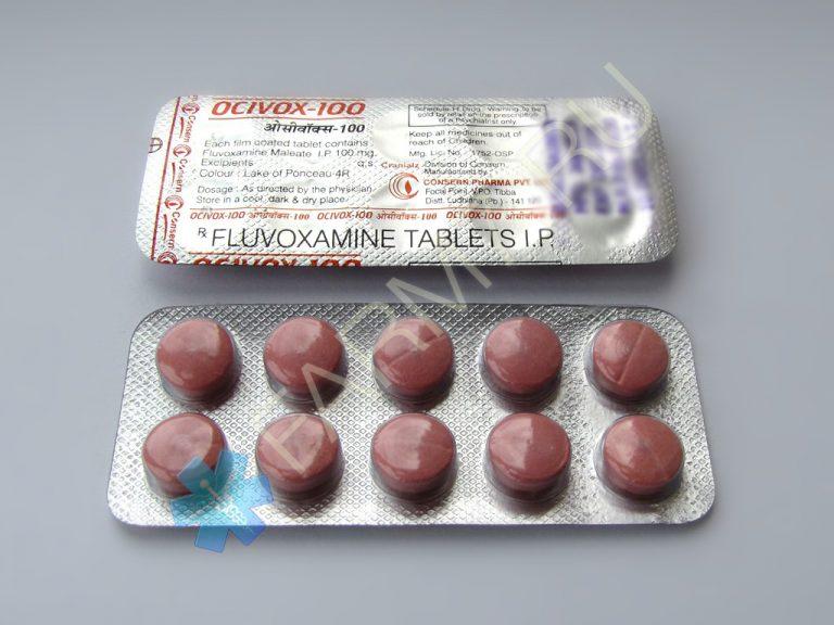 22664 ФЕВАРИН® - Fluvoxamine
