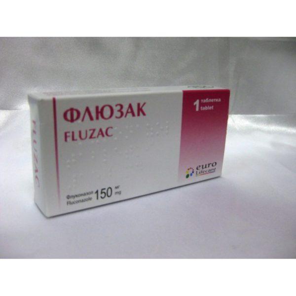 23294 ФЛЮЗАК - Fluconazole