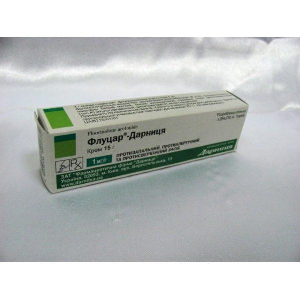 23266 ФЛУЦАР®-ДАРНИЦЯ - Fluocinolone acetonide