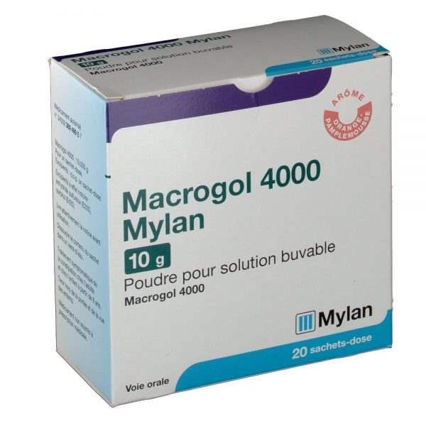 23353 ФОРЛАКС - Macrogol
