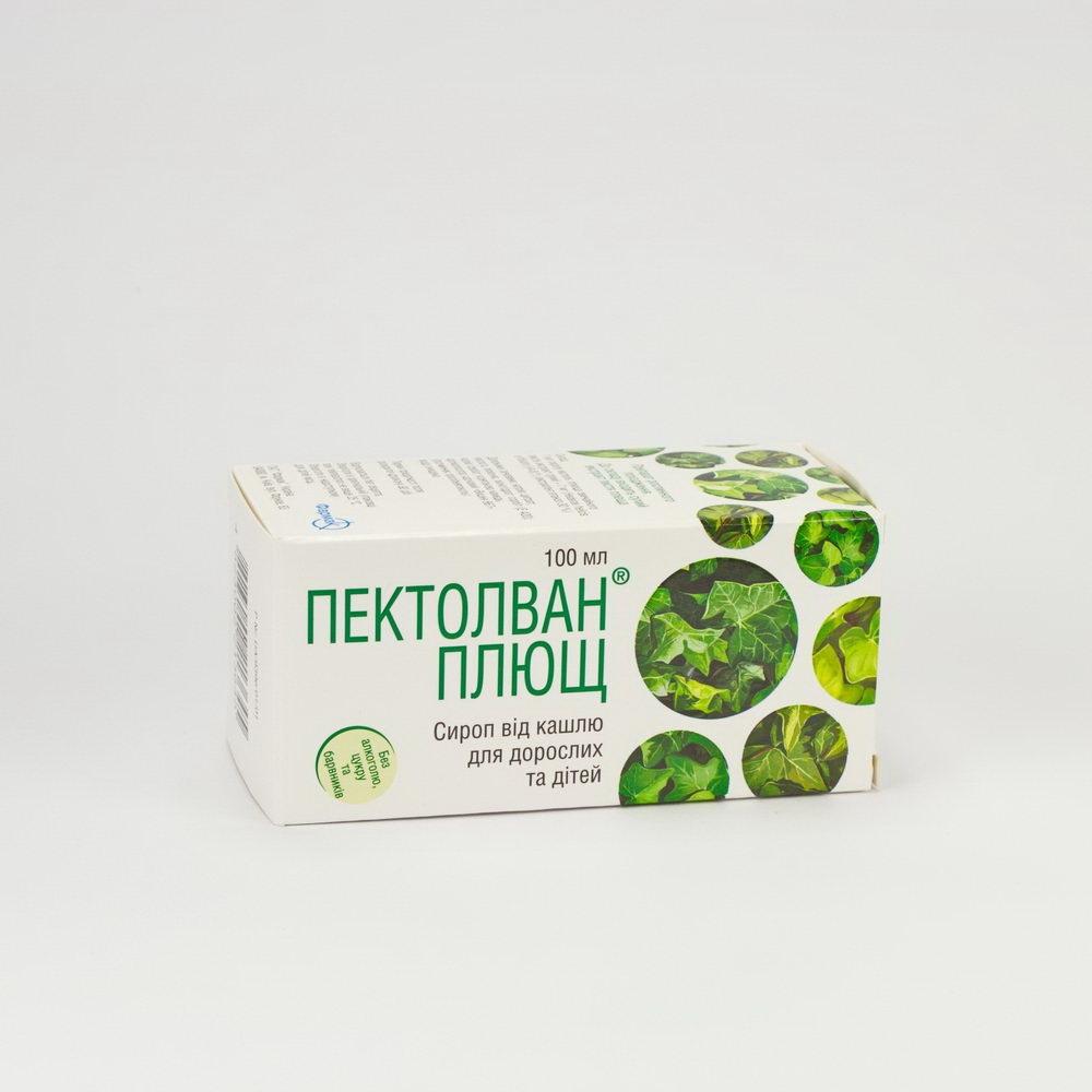 5167 ГЕДЕРИН ПЛЮЩ - Hederae helicis folium