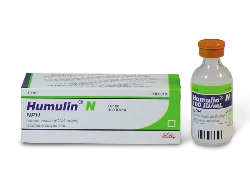 5353 ГЕНСУЛІН Н - Insulin (human)