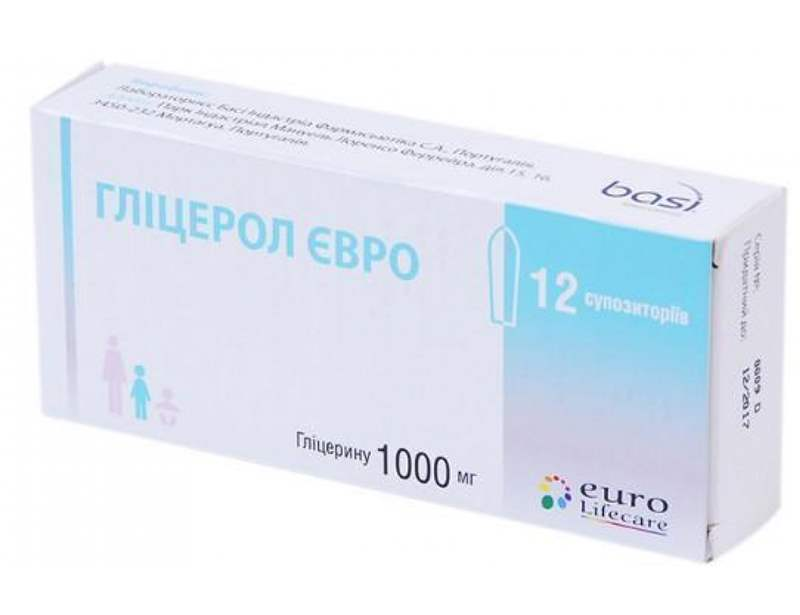 5868 ГЛІЦЕРОЛ ЄВРО - Glycerol