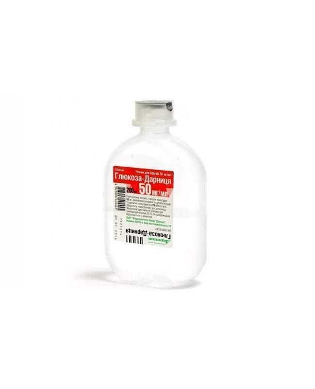 6013 ГЛЮКОЗА-ДАРНИЦЯ - Glucose