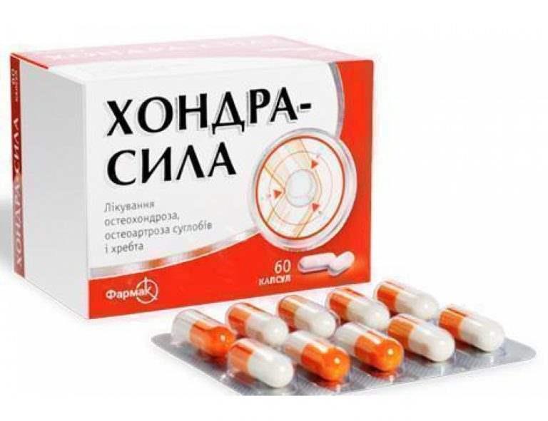 23878 ХОНДРА-СИЛА® - Chondroitin sulfate