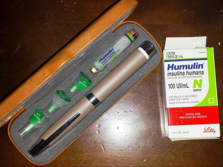 23955 ХУМУЛІН М3 - Insulin (human)