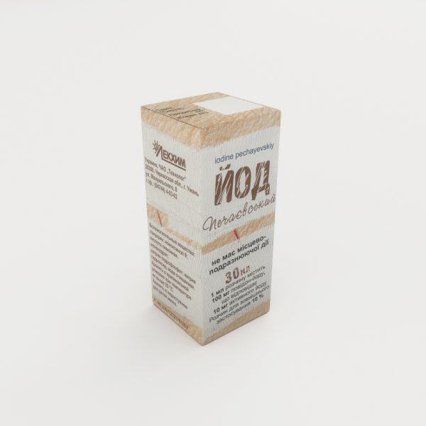 9996 ЙОД ПЕЧАЄВСЬКИЙ - Povidone-iodine