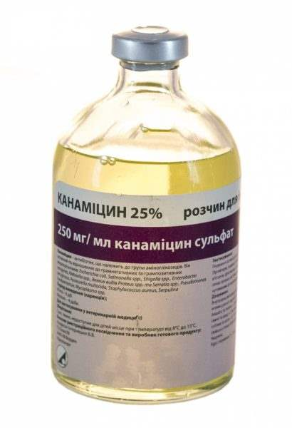 10316 КАНАМІЦИН - Kanamycin