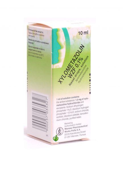 11928 КСИЛОМЕТАЗОЛІН - Xylometazoline
