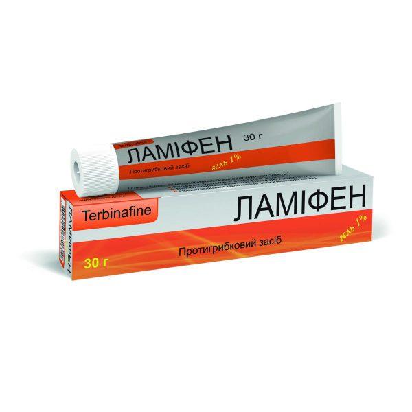 12166 ЛАМІФЕН - Terbinafine