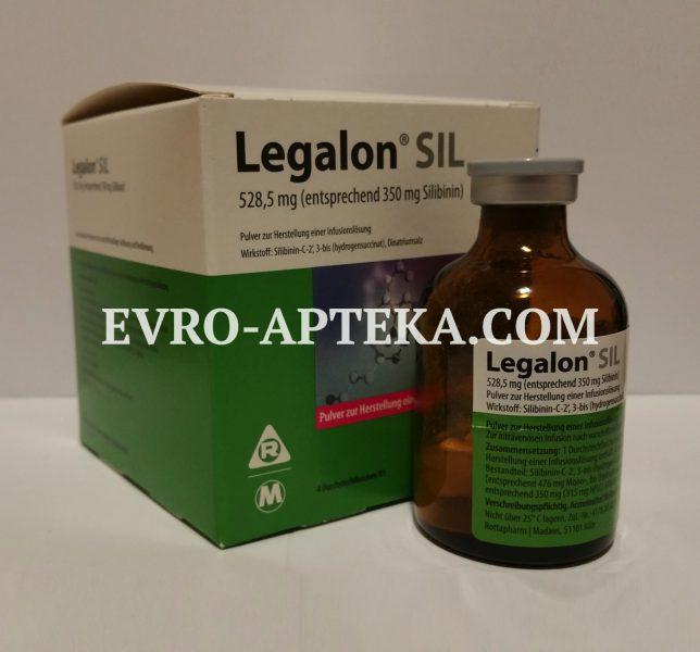 12629 ЛЕГАЛОН® SIL - Silibinin*