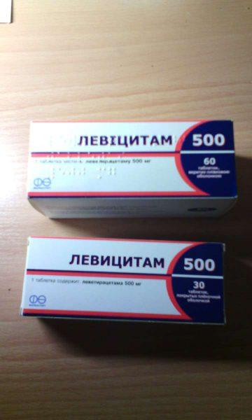 12418 ЛЕВІЦИТАМ 250 - Levetiracetam