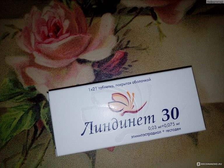 12958 ЛІНДИНЕТ 30 - Gestodene and ethinylestradiol