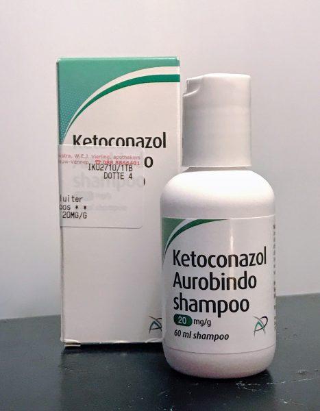 12742 ЛИВАРОЛ® - Ketoconazole