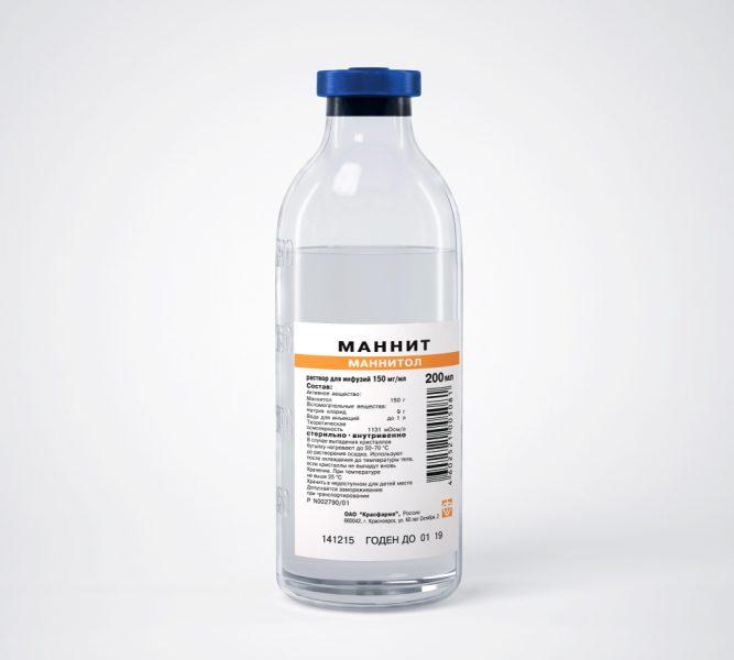 13660 МАНІТ - Mannitol