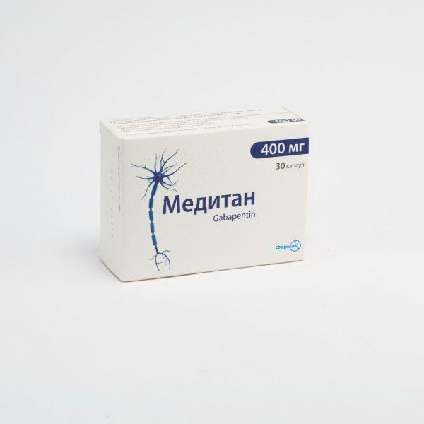 13772 МЕДІТАН - Gabapentin