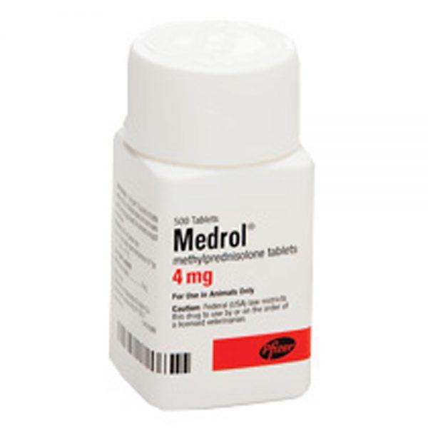 13830 МЕДРОЛ - Methylprednisolone
