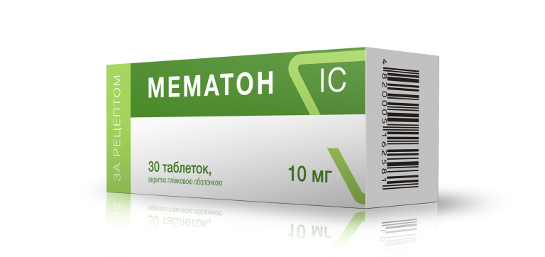 14008 МЕМАТОН ІС - Memantine