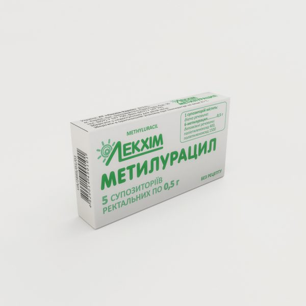 14225 МЕТИЛУРАЦИЛ - Methyluracil*