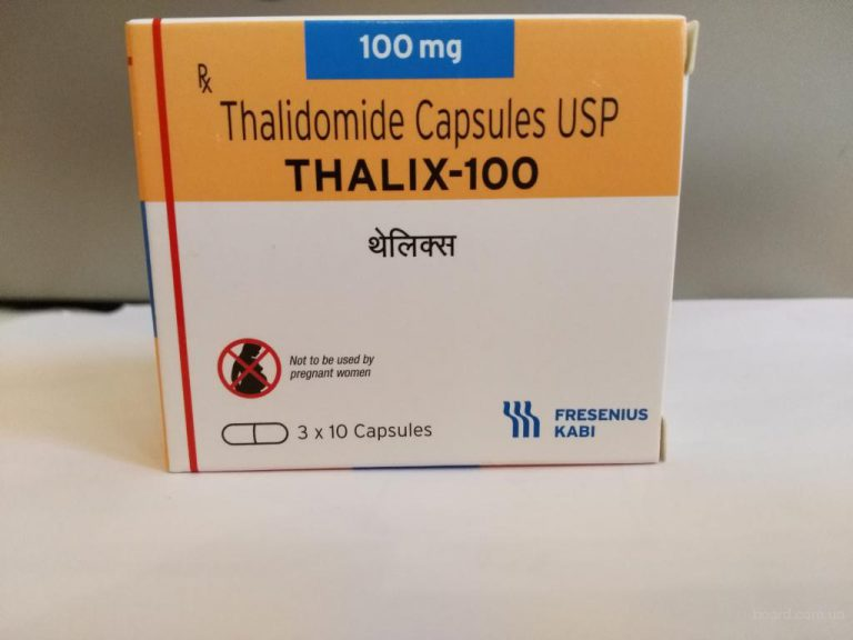 14670 МІРИН 50 - Thalidomide