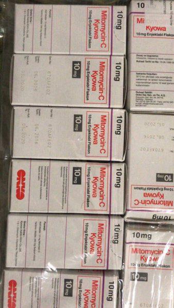 14700 МІТОМІЦИН-С КІОВА - Mitomycin