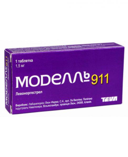 14754 МОДЕЛЛЬ 911 - Levonorgestrel