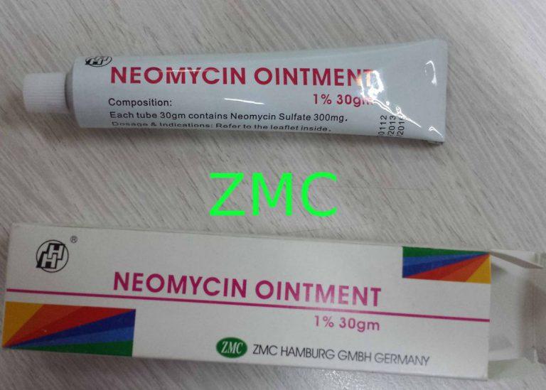 15587 НЕОМІЦИН - Neomycin