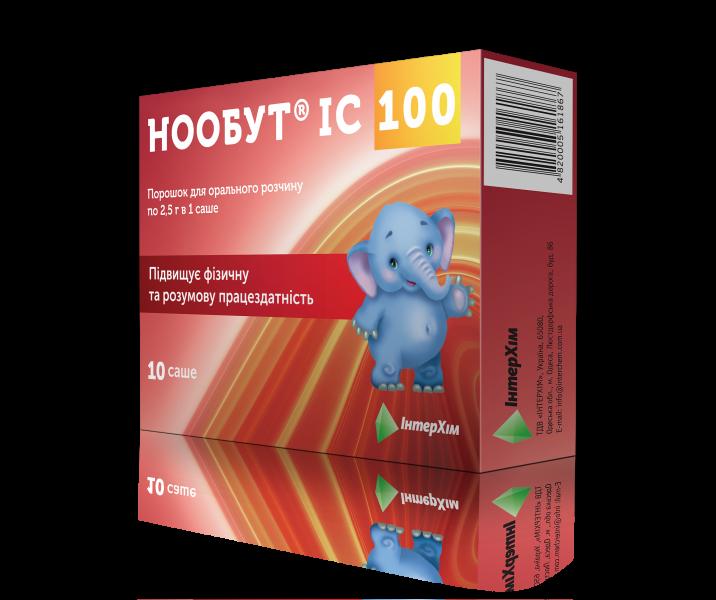 16119 НООБУТ® ІС 100 - Phenibut