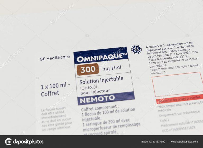 16630 ОМНІПАК - Iohexol
