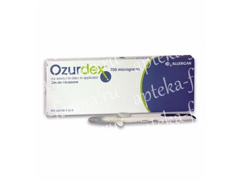 16327 ОЗУРДЕКС® - Dexamethasone
