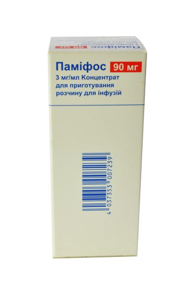 16987 ПАМІФОС - Pamidronic acid