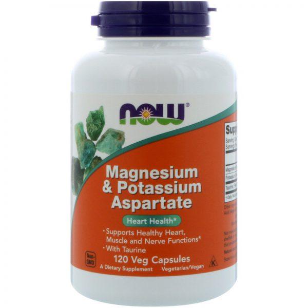 17004 ПАНАНГІН - Potassium and magnesium aspartate*