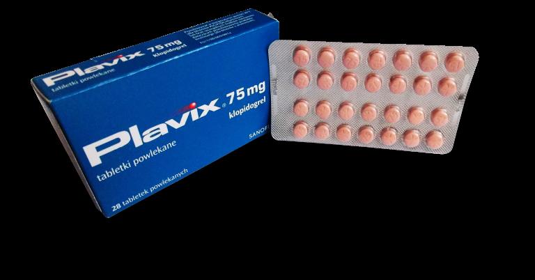 17769 ПЛАВІКС® - Clopidogrel