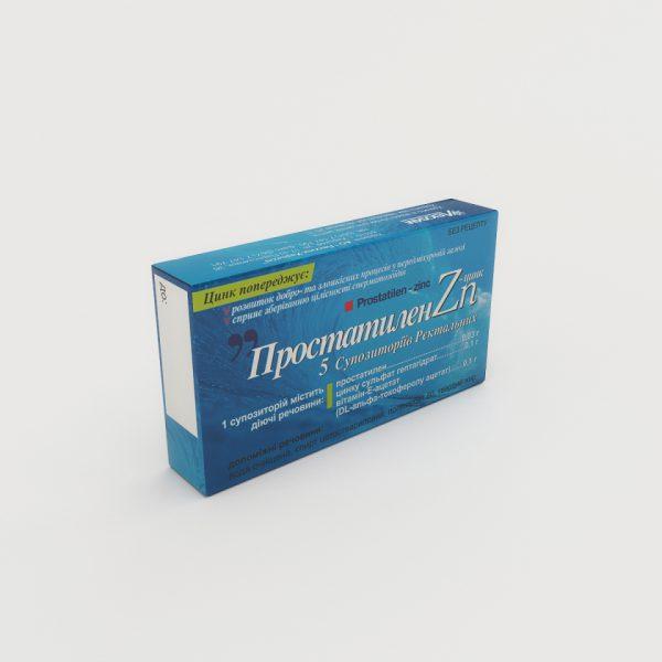 18388 ПРОСТАТИЛЕН-ЦИНК - Comb drug